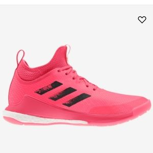 Adidas crazyflight Tokyo boost cross training pink